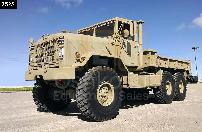 M923 Military Truck For Sale.jpg